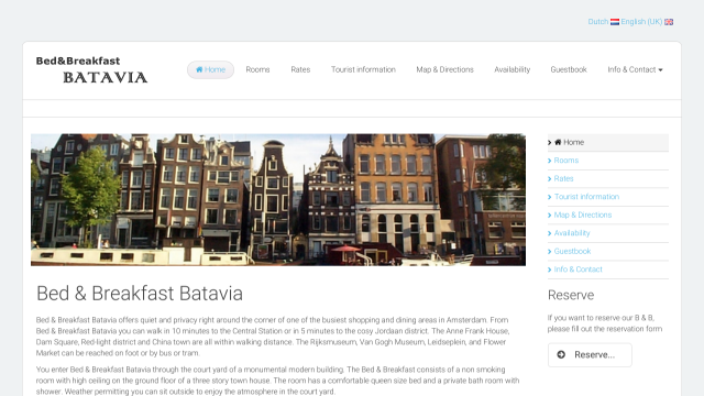 Bed & Breakfast Batavia